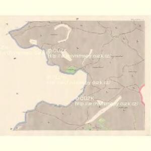 Rennersdorf - c6666-1-003 - Kaiserpflichtexemplar der Landkarten des stabilen Katasters