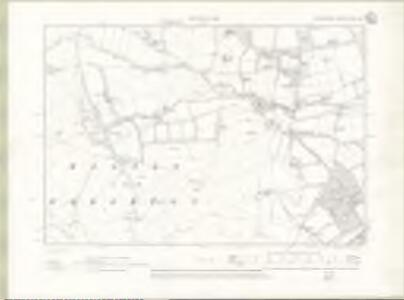 Lanarkshire Sheet XXXVIV.SW - OS 6 Inch map
