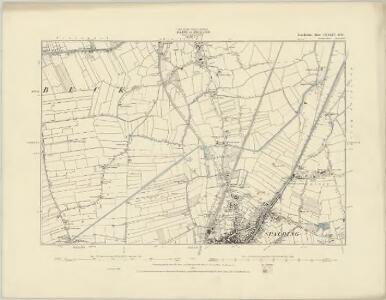 Lincolnshire CXXXIII.NE - OS Six-Inch Map
