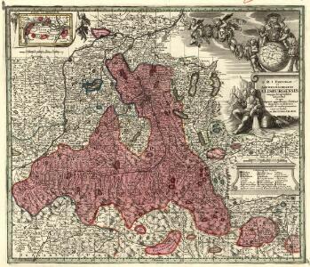 S. R. I. Principat. et Archiepiscopatus Salisburgensis