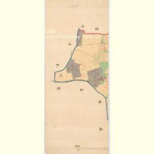Kaplitz - c3043-1-007 - Kaiserpflichtexemplar der Landkarten des stabilen Katasters