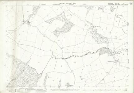 Shropshire XVI.8 (includes: Cheswardine; Tyrley) - 25 Inch Map