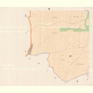Zbudau - c9193-1-003 - Kaiserpflichtexemplar der Landkarten des stabilen Katasters