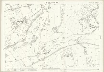 Herefordshire XIII.14 (includes: Docklow; Hatfield; Pudlestone) - 25 Inch Map