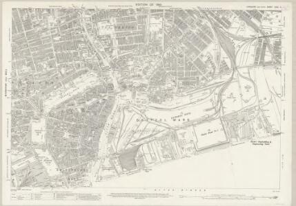 Yorkshire CCXL.3 (includes: Kingston Upon Hull Holy Trinity And St Mary; Sculcoates) - 25 Inch Map