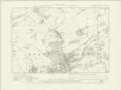Hertfordshire XXXIII.NE - OS Six-Inch Map