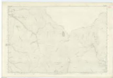 Inverness-shire (Mainland), Sheet XXXIII - OS 6 Inch map