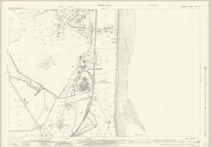 Glamorgan XLVII.15 (includes: Lavernock; Penarth) - 25 Inch Map