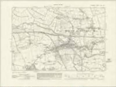 Somerset LXXII.NE - OS Six-Inch Map