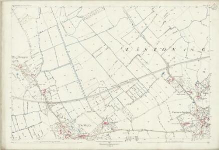 Somerset II.11 (includes: Easton In Gordano; Portbury) - 25 Inch Map