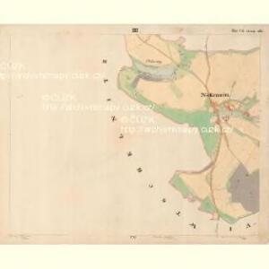 Hosterschlagles - c2240-1-003 - Kaiserpflichtexemplar der Landkarten des stabilen Katasters