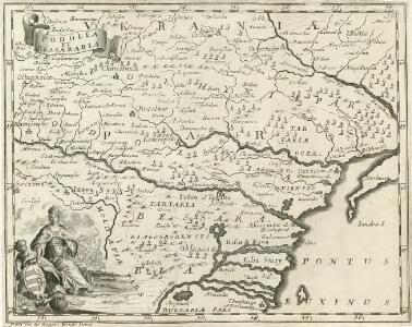 Podolia et Bessarabia.