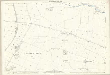 Durham XLVII.5 (includes: Langleydale And Shotton; Marwood; Raby With Keverstone; Staindrop; Streatlam And Stainton) - 25 Inch Map