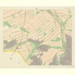 Wigstadtl (Wittkow) - m3417-1-011 - Kaiserpflichtexemplar der Landkarten des stabilen Katasters