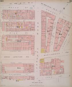 Insurance Plan of London West, North West Vol. B: sheet 9