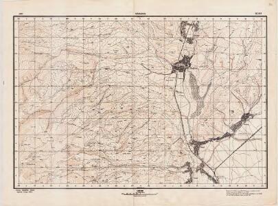 Lambert-Cholesky sheet 4066 (Mădăraş)