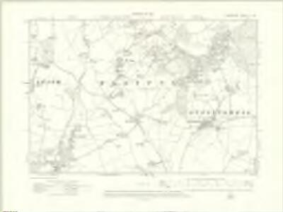 Berkshire VI.SW - OS Six-Inch Map