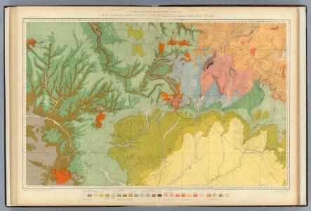 SW. Colorado and Parts of New Mexico, Arizona and Utah.