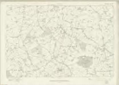 Warwickshire XXIV - OS Six-Inch Map