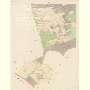 Schönbrunn - c7497-3-004 - Kaiserpflichtexemplar der Landkarten des stabilen Katasters