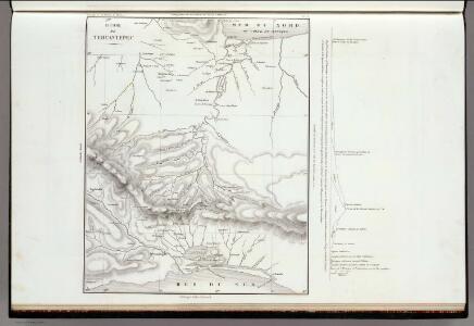 Isthme de Tehuantepec.