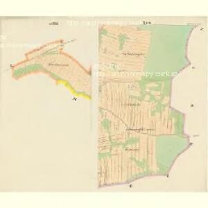 Dobrzegitz - c1204-1-016 - Kaiserpflichtexemplar der Landkarten des stabilen Katasters