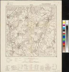 Meßtischblatt 2940 : Wutike, 1919