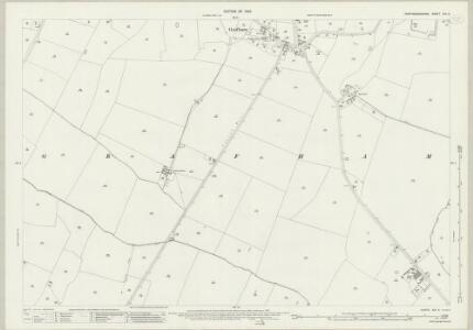 Huntingdonshire XXI.6 (includes: Buckden; Grafham; Great Staughton) - 25 Inch Map