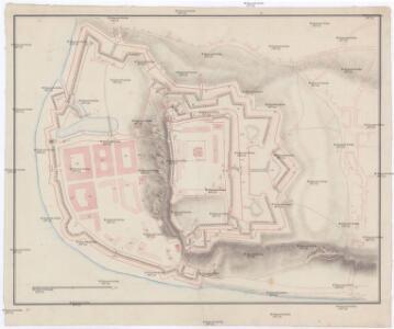 Plan von Belgrad