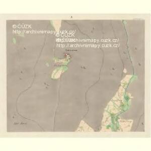 Friedrichsdorf - m0045-1-008 - Kaiserpflichtexemplar der Landkarten des stabilen Katasters