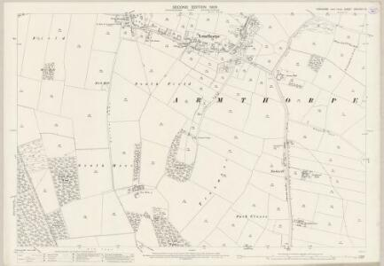 Yorkshire CCLXXVII.15 (includes: Armthorpe; Doncaster) - 25 Inch Map