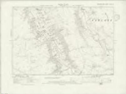 Westmorland XXVII.SE - OS Six-Inch Map