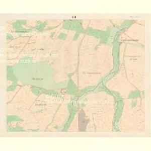 Planitz (Planice) - c5807-1-007 - Kaiserpflichtexemplar der Landkarten des stabilen Katasters