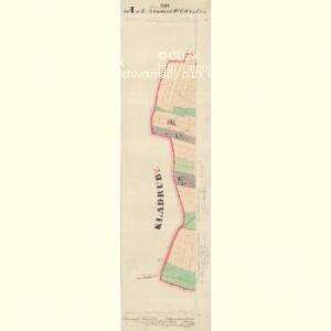 Kotzlow - c3234-1-006 - Kaiserpflichtexemplar der Landkarten des stabilen Katasters