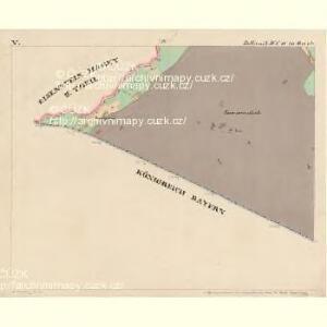 Deffernik - c1075-1-005 - Kaiserpflichtexemplar der Landkarten des stabilen Katasters