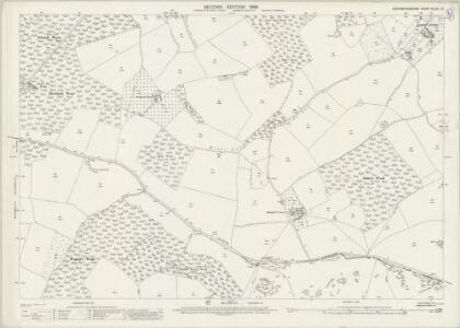 Buckinghamshire XLVIII.10 (includes: Beaconsfield; Chalfont St Peter; Gerrards Cross) - 25 Inch Map