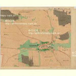 Landschau - m1467-1-005 - Kaiserpflichtexemplar der Landkarten des stabilen Katasters