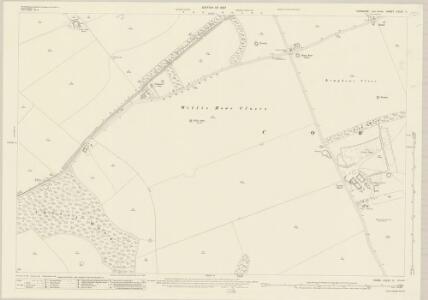 Yorkshire CXLIV.5 (includes: Cottam; Sledmere) - 25 Inch Map