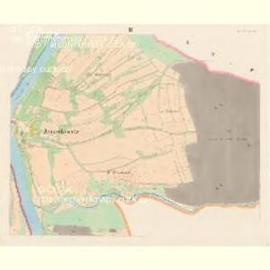 Jaroslawitz - c2775-1-002 - Kaiserpflichtexemplar der Landkarten des stabilen Katasters
