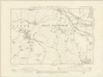 Suffolk LIV.NE - OS Six-Inch Map