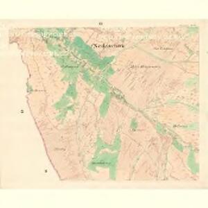 Nedaschow - m1940-1-003 - Kaiserpflichtexemplar der Landkarten des stabilen Katasters
