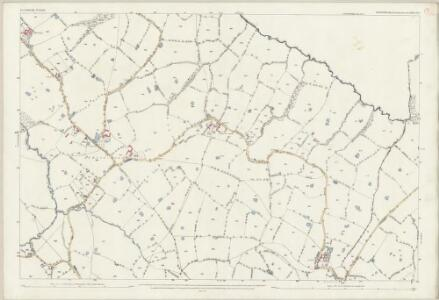 Shropshire VI.9 (includes: Ellesmere Rural; Overton) - 25 Inch Map