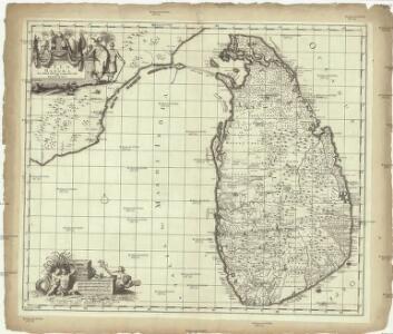 Insula Ceilon et Madura