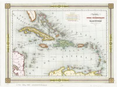 Antilles ou Indes Occidentales