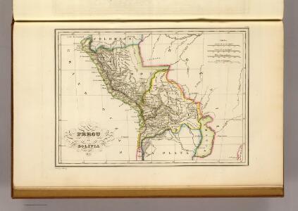 Perou et Bolivia.