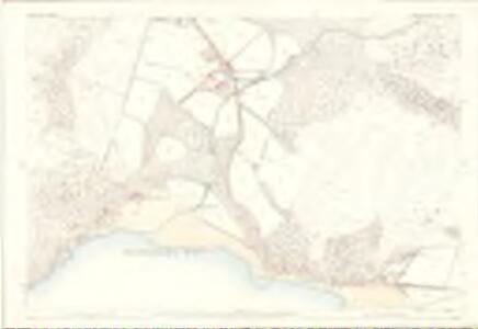 Ross and Cromarty, Ross-shire Sheet CXXIII.5 - OS 25 Inch map