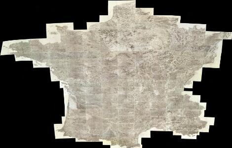 Composite: Carte de France.