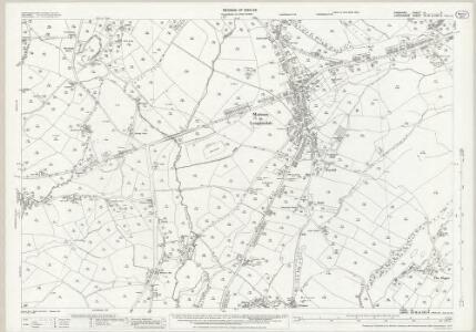 Cheshire XI.3 (includes: Charlesworth; Chisworth; Hyde; Longendale) - 25 Inch Map