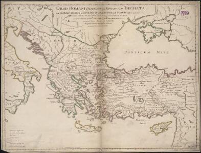 Orbis Romani descriptio, seu divisio per themata sub Imperatoribus Constantinopolitanis post Heraclii tempora facta