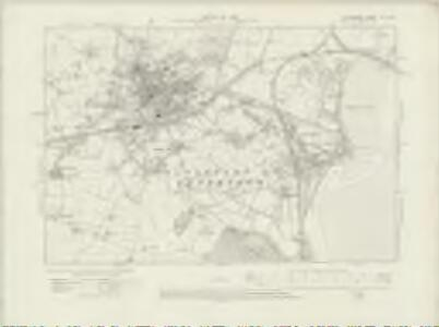 Lancashire XVI.NE - OS Six-Inch Map